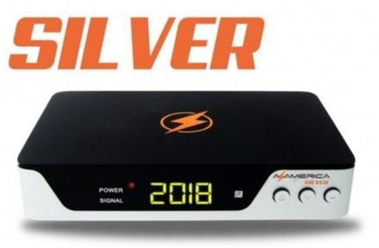 Azamerica Silver HD Atualização V1.49 - 10/09/2021