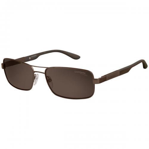 960bd765d841d Oculos de Sol Carrera 8018 s  TVL  57SP Masculino Marrom na loja ...