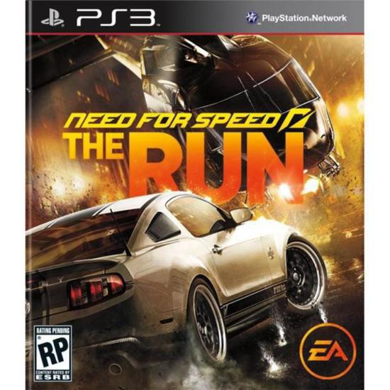 Jogo Need For Speed The Run PS3