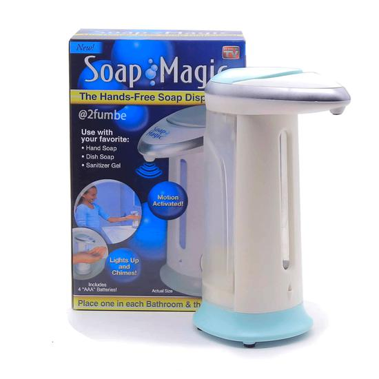 Dispensador Eletrico Soap Magic DQ-Z001