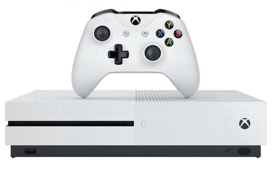 Console Xbox One s 1TB 4K Ultra HD HDR-Bivolt