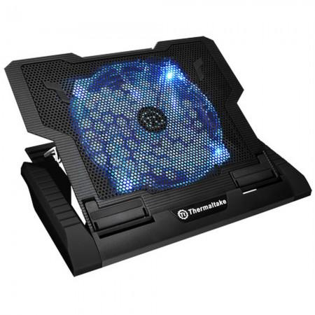 Cooler Thermaltake Massive 23 GT para Notebook / 10EQUOT; A 17EQUOT;