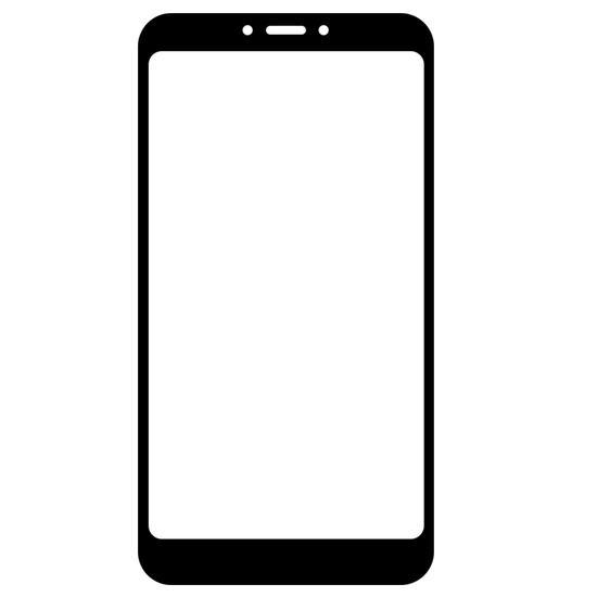 Pelicula 6D para Smartphone Xiaomi Redmi 6A Preto Sem Caixa