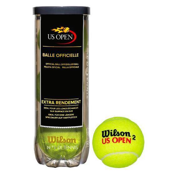 Bola de Tenis Wilson US Open Extra Rendement - 3 Unidades na loja ... dc25ed877915d
