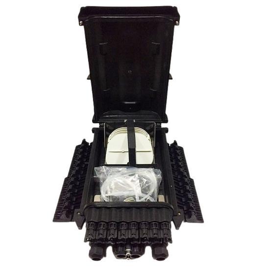F. Caixa Otica de Atend. 16P Preta JZ-1370-16L