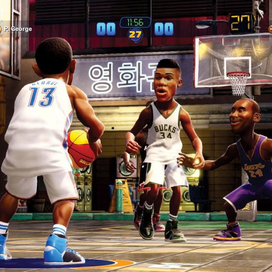 Jogo Nba 2K Playgrounds 2 PS4