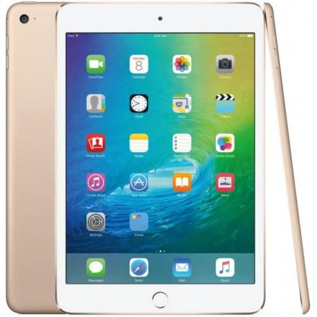 "Apple iPad Mini 4 MK9Q2CL/A 128GB Wifi Tela 7.9"" Retina Dourado"