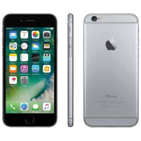 Celular Apple iPhone 6 - 16GB So/Aparel GY (1549)