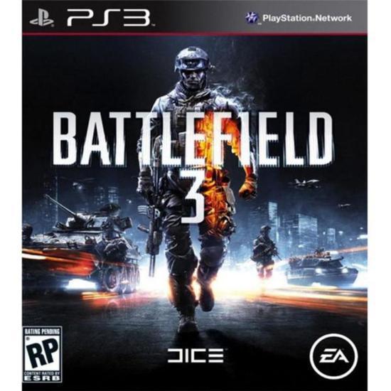 Jogo Battlefield 3 PS3