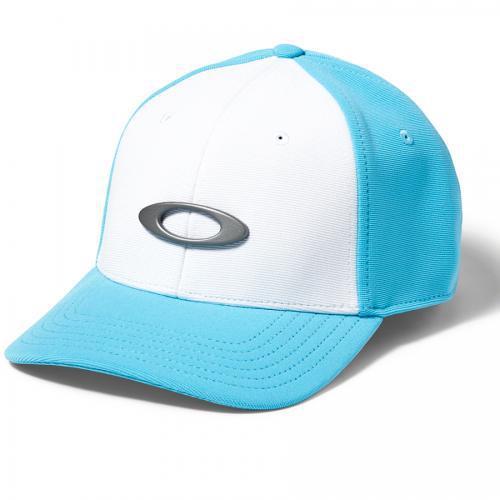 Bone Oakley Tincan 911545-6CR - Azul Branco   na loja Victoria Store ... 41510c36599