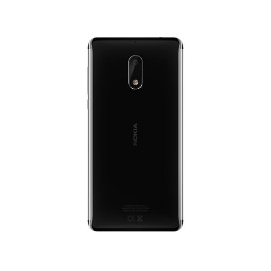 Nokia N6 3G/32GB 5.5 D/s 4G Lte T1025 BK