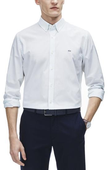 Camisa Lacoste Regular Fit CH5890 21 Gne - Masculino