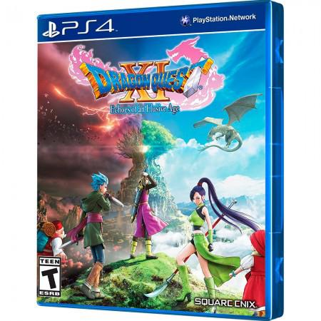 Jogo Dragon Quest Xi Echoes Of An Elusive Age PS4