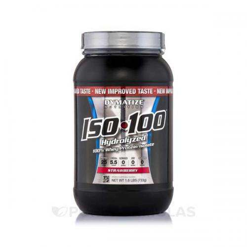 Iso - 100 1.6LB - Strawberry - Dymatize