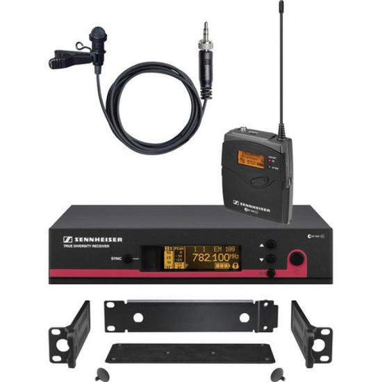 Microfone Sennheiser EW112G3 c/Receptor