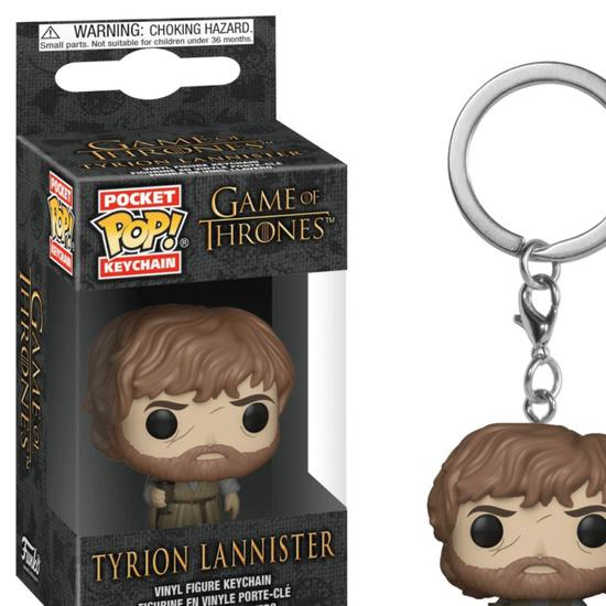 Funko Pop Keychain Game Throne Tyrion La
