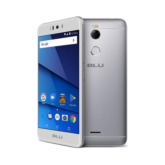 Celular Blu R2 R-010P Dual 8GB/1GB Prata