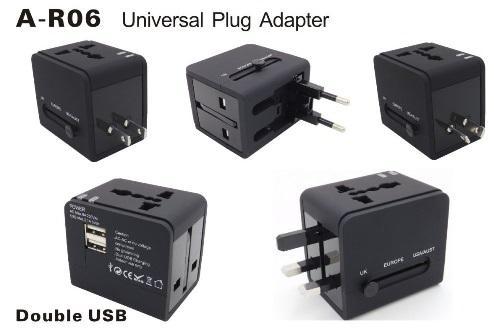 Adaptador Universal Satellite A-R06 USB para Energia