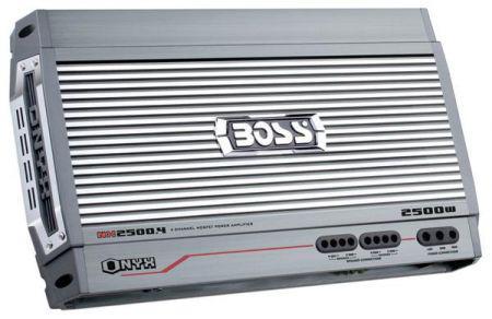 Amplificador Icador Boss NX-2500.4 4CH 2500W