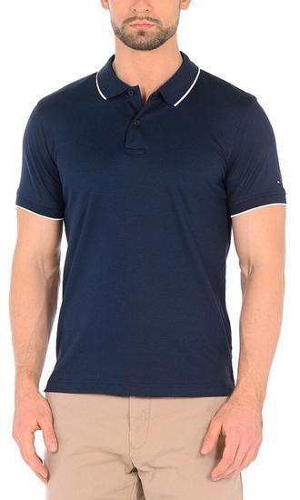 0245fc5aaeb Camisa Polo Tommy Hilfiger MW0MW01244 403 - Masculina