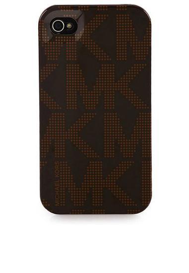Capa para iPhone Michael Kors 32F2GELL1P Brown