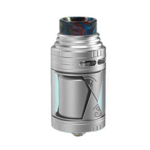 Tanque Atomizador Vapefly Horus Rta para Vaporizador, 4ML - Prata