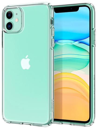 Case Spigen iPhone 11 Liquid Crystal 076CS27179 Tranparente