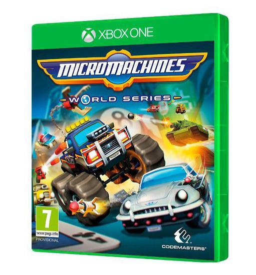 Jogo Micro Machines World Series Xbox One