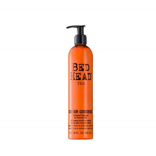 Bed Head Colour Goddess Oil Infused Shampoo 400ML