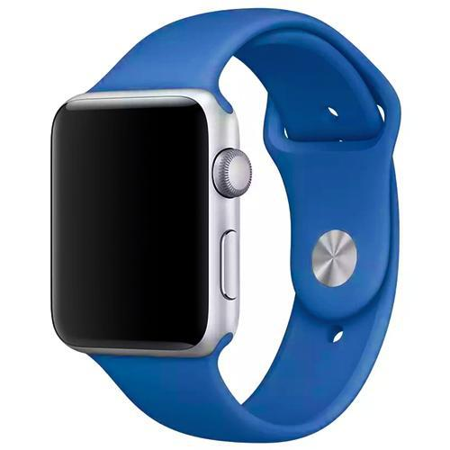 Pulseira 4LIFE de Silicone para Apple Watch 38MM - Azul