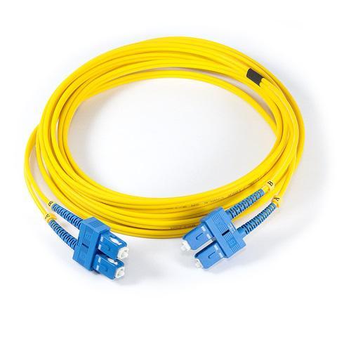 F. Patch Cord SC-Upc SC-Upc Duplex 2.0MM 15M