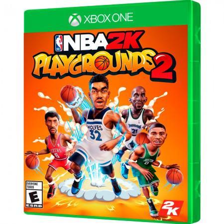 Jogo Nba 2K Playgrounds 2 Xbox One