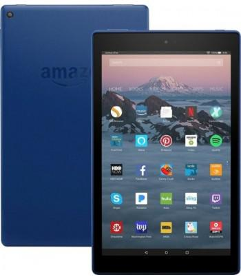"Tablet Amazon Fire HD10 32GB 10"" Azul"