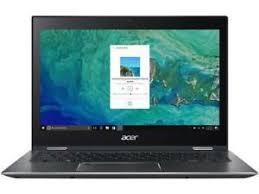 Notebook Acer Spin SP513-52N-888R i7-8550/ 8GB/ 256SSD/ 13P/ Touchscreen/ W10 X360
