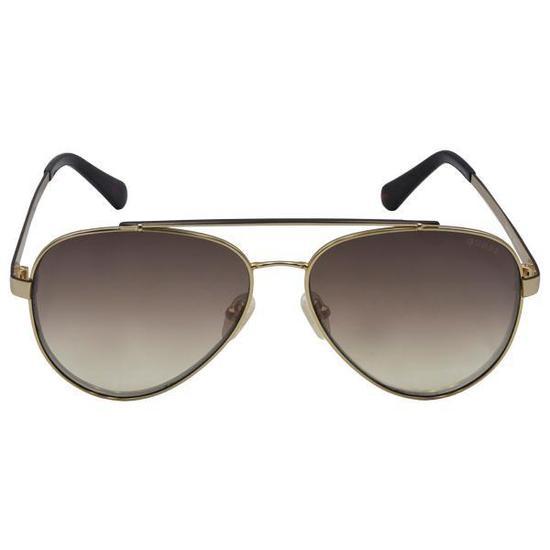 0db59ab0eec5a Oculos de Sol Guess Gu 6918  32G  59 Masculino - Dourado na loja ...