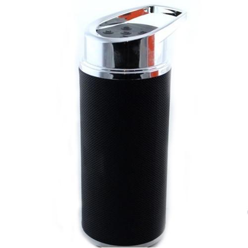 Caixa de Som Music M266 Portatil, Bluetooth, Auxiliar, USB, Cartao SD, FM - Preto