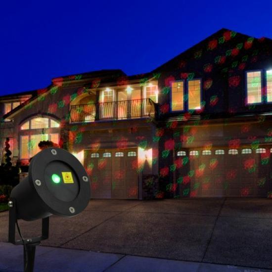 Projection Christmas Lights
