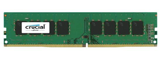 Memória Crucial 8GB 2400MHZ DDR4 CT8G4DFS824A.C8FDD1