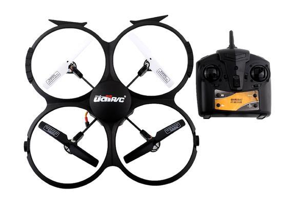 Drone Mini Udir/C U818A Wifi Preto