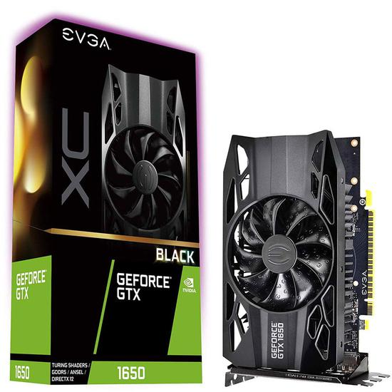 Placa de Vídeo EVGA Geforce GTX 1650 XC 4GB 1151-KR
