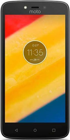 Celular Motorola Moto C XT-1754 - 5.0 Polegadas - Single-Sim - 16GB - 4G Lte - Preto