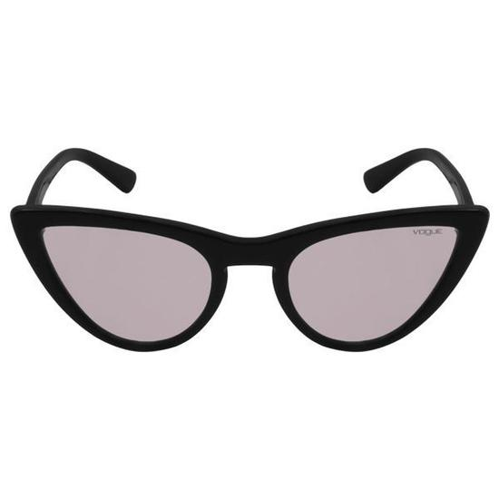 4138a3700 Oculos de Sol Vogue Gigi Hadid Collection VO5211S *W44/5 #54 Feminino -  Preto/Rosa