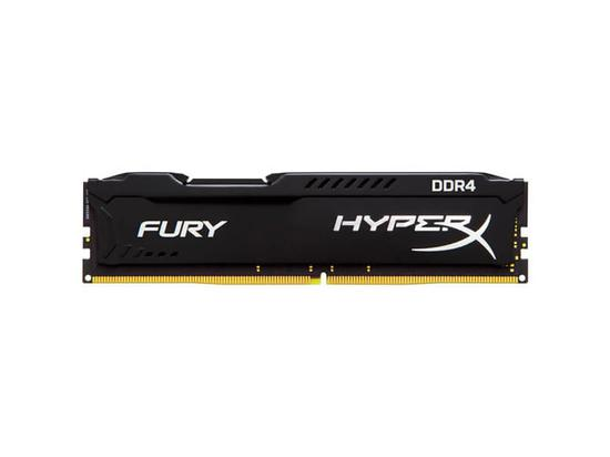 Memória Kingston Hyperx Fury Black 8GB - DDR4 - 2400MHZ
