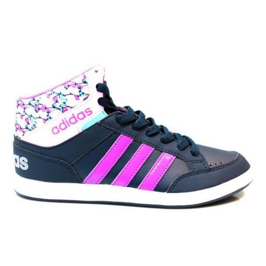 8665cf7081cd4 Tenis Adidas Hoops Mid K Kids 4.5 na loja Mega Shopping no Paraguai ...
