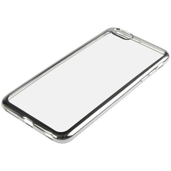 Capinha para iPhone 6S Wesdar - Transparente/Prata