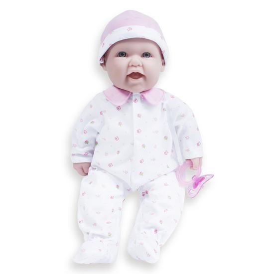 JC Toys Boneca 15030_A 40CM Roupa Rosa
