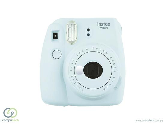 Camera Instantanea Fujifilm Instax Mini 9 Azul Aqua