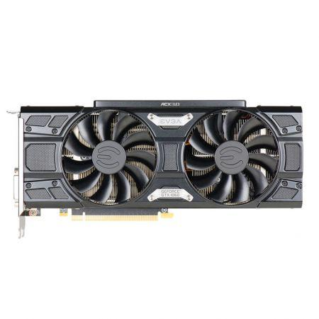 Placa de Vídeo PCI-Exp 6GB EVGA GF GTX1060 SSC G1 DDR5