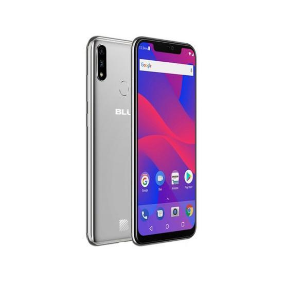 Celular Blu Vivo Xi+ - V0311WW - 2 Chips - Prata