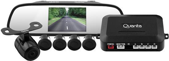 Sensor de Estacionamento Quanta SE400 c/ Camera